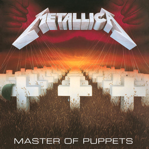 Metallica Master of Puppets - vinyl LP