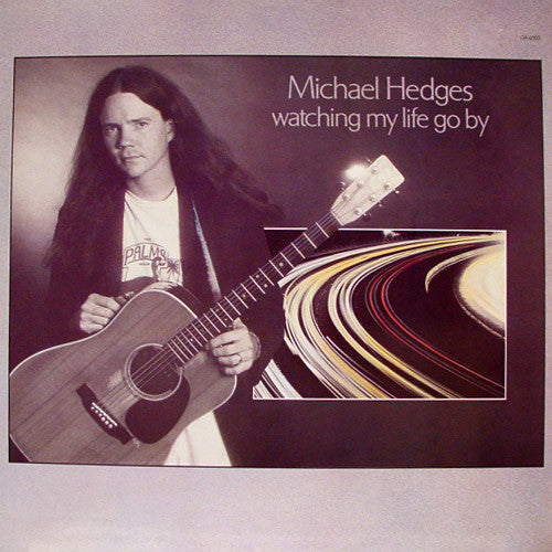 Michael Hedges Watching My Life Go By - vinyl LP