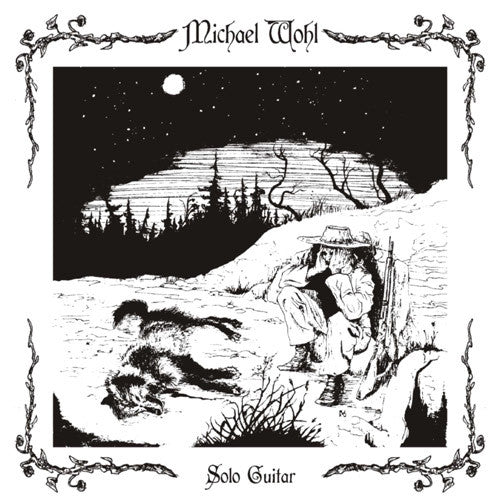 Michael Wohl Moonfeeder/Song of Impermanence 7 inch 45 rpm