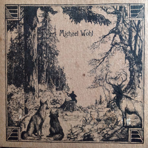 Michael Wohl Solo Guitar - compact disc