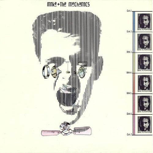 Mike + The Mechanics - vinyl LP
