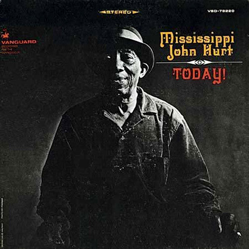 Mississippi John Hurt Today - vinyl LP