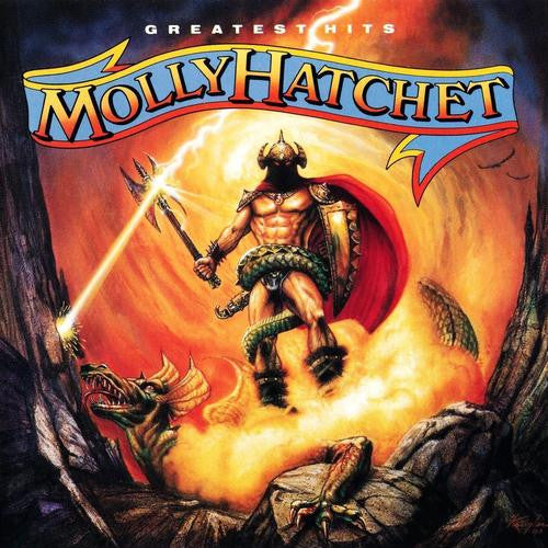 Molly Hatchet Greatest Hits - compact disc