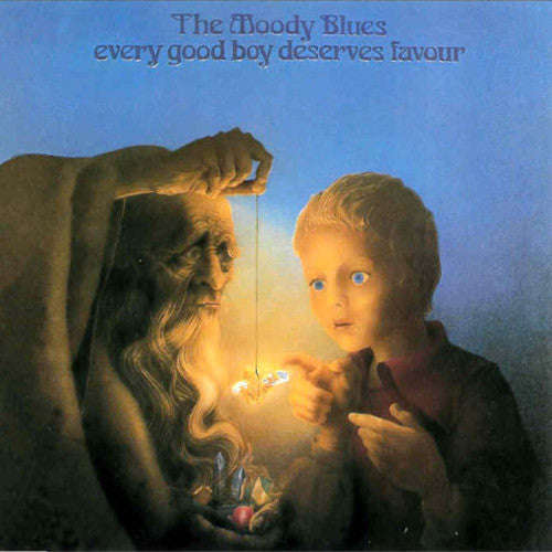 The Moody Blues Every Good Boy Deserves Favour - vinyl LP
