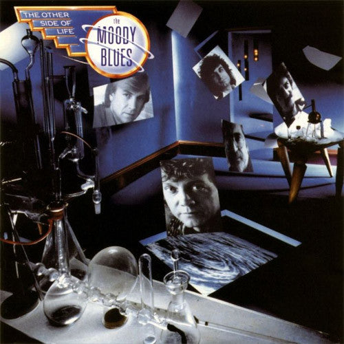 The Moody Blues The Other Side Of Life - vinyl LP