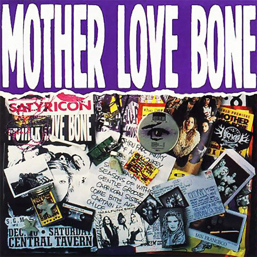 Mother Love Bone - compact disc