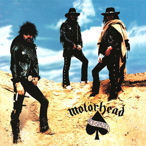 Motorhead Ace Of Spades - vinyl LP
