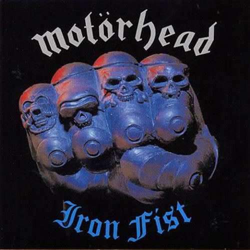 Motorhead Iron Fist - vinyl LP