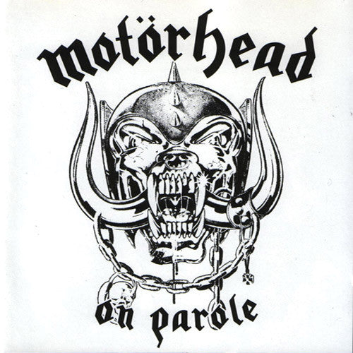 Motorhead On Parole - vinyl LP