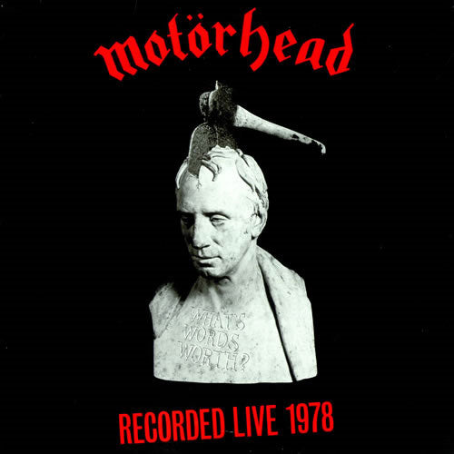 Motorhead Whats Wordsworth - vinyl LP