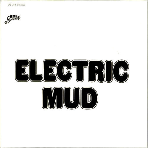 Muddy Waters Electric Mud - vinyl LP