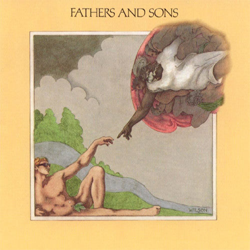 Muddy Waters Fathers and Sons - vinyl LP