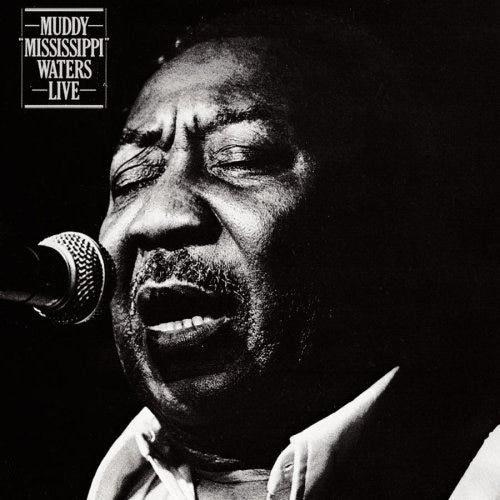 Muddy Waters Muddy Mississippi Waters Live - vinyl LP