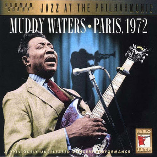 Muddy Waters Paris 1972 - vinyl LP