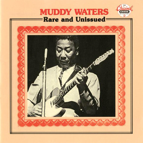 Muddy Waters Rare and Unissued - compact disc