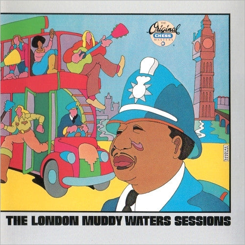 Muddy Waters The London Muddy Waters Sessions - compact disc