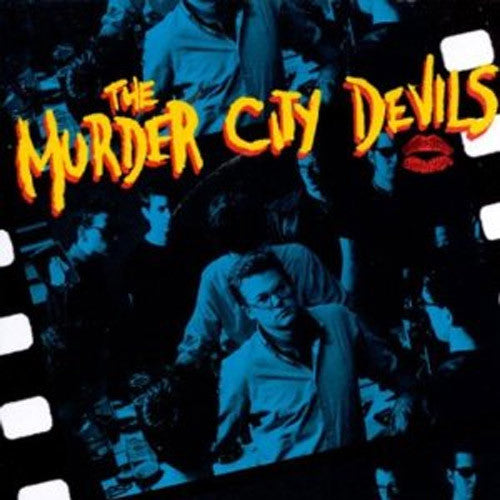 Murder City Devils - vinyl LP