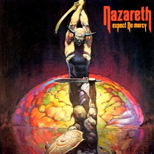 Nazareth Expect No Mercy - vinyl LP