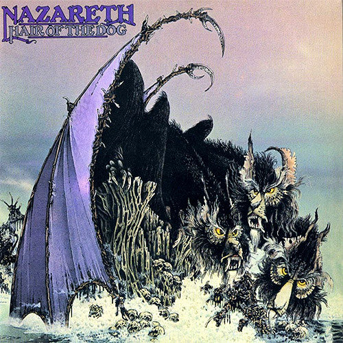Nazareth Hair Of The Dog - vinyl LP