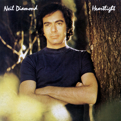 Neil Diamond Heartlight - vinyl LP