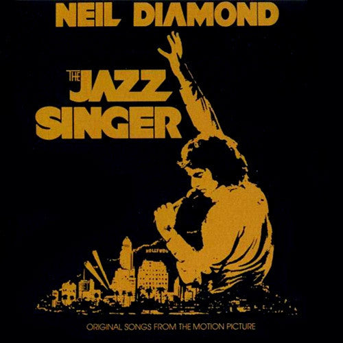 Neil Diamond The Jazz Singer - vinyl LP