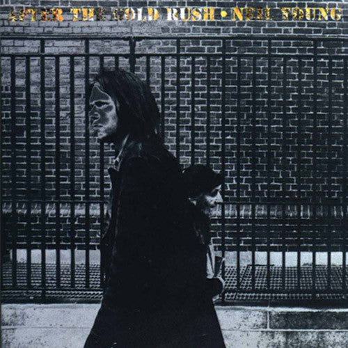 Neil Young After The Gold Rush - compact disc