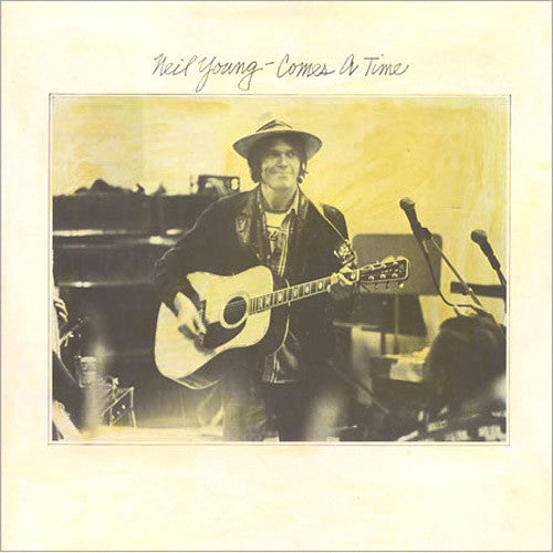 Neil Young Comes A Time - vinyl LP