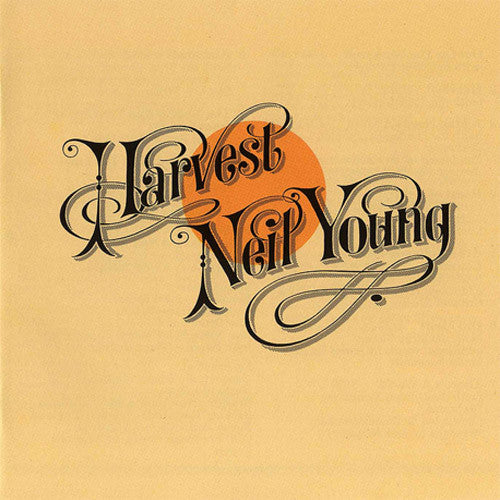 Neil Young Harvest - compact disc