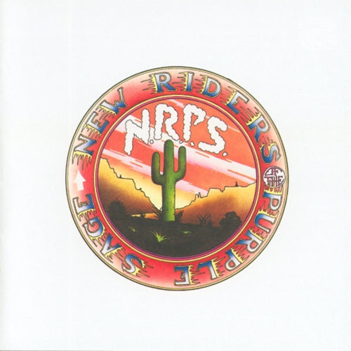 New Riders Of The Purple Sage - vinyl LP