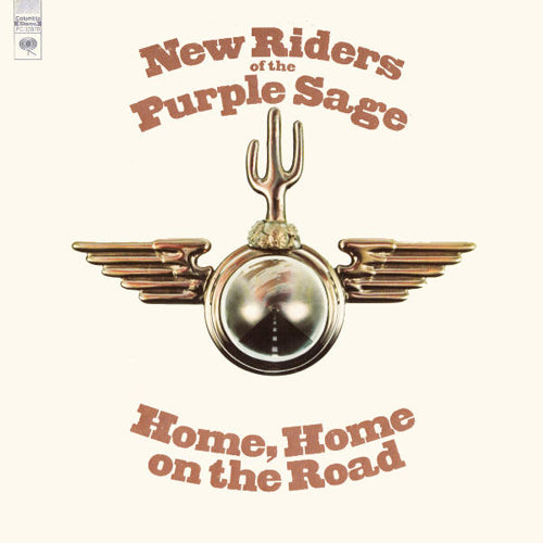 New Riders Of The Purple Sage Home, Home On The Road - vinyl LP