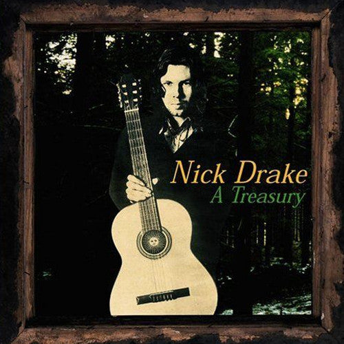 Nick Drake A Treasury - vinyl LP