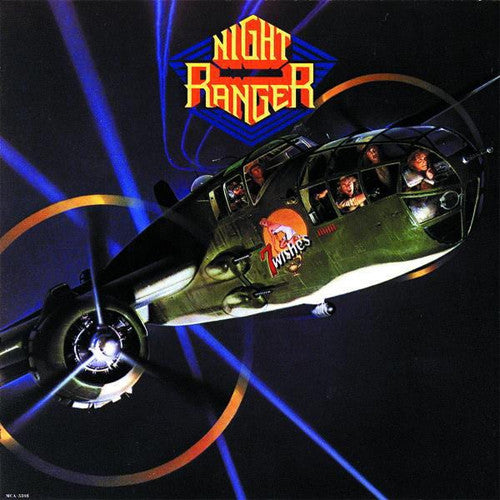Night Ranger 7 Wishes - vinyl LP