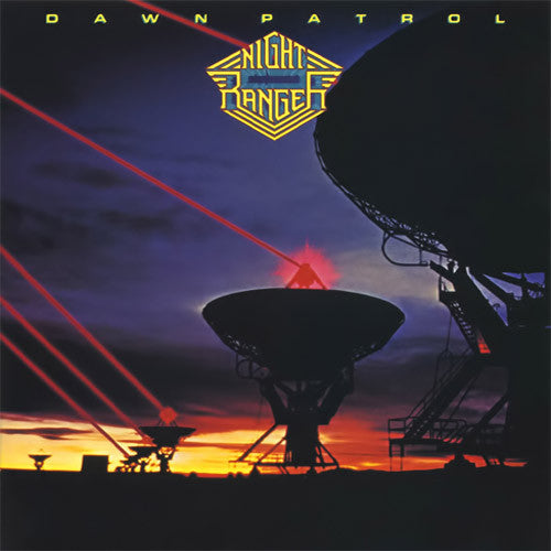 Night Ranger Dawn Patrol - vinyl LP