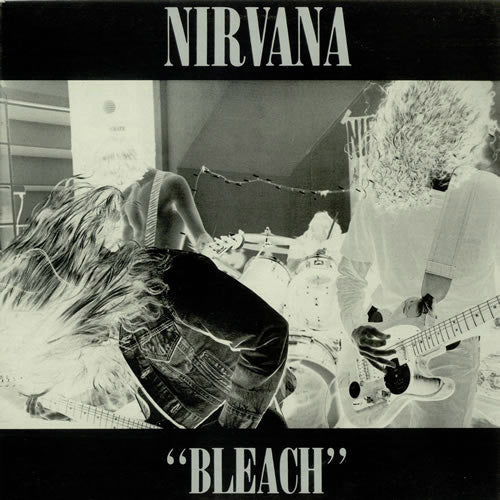 Nirvana Bleach - vinyl LP