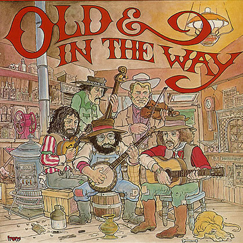 Old & In The Way - compact disc