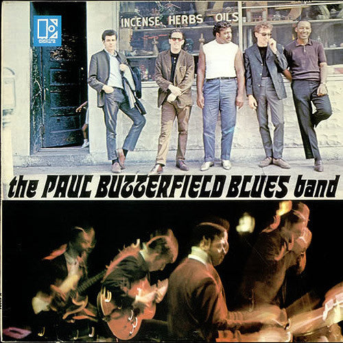 Paul Butterfield Blues Band - vinyl LP