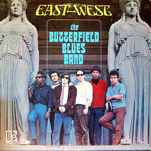 Butterfield Blues Band East West - vinyl LP