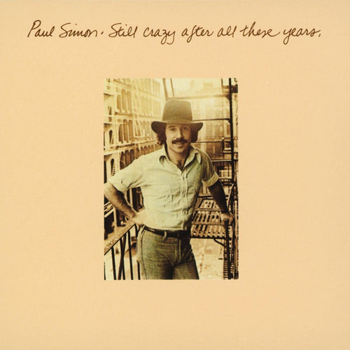 Paul Simon Still Crazy After All These Years - vinyl LP