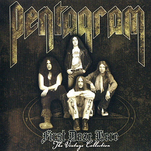 Pentagram First Daze Here The Vintage Collection - vinyl LP