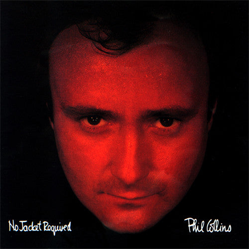 Phil Collins No Jacket Required - cassette