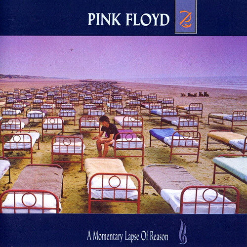 Pink Floyd A Momentary Lapse of Reason - vinyl LP