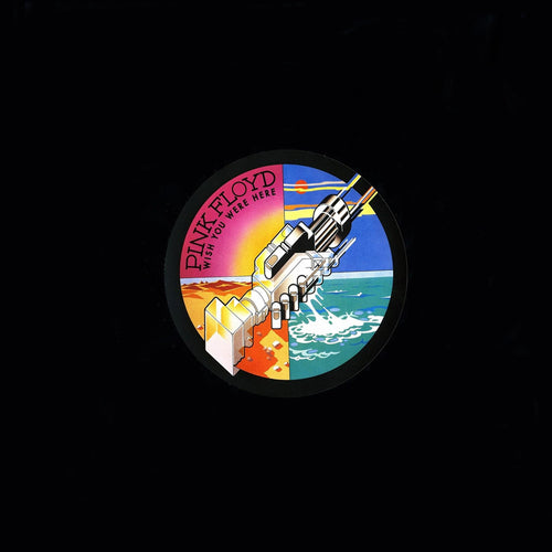 Pink Floyd Wish You Were Here - vinyl LP