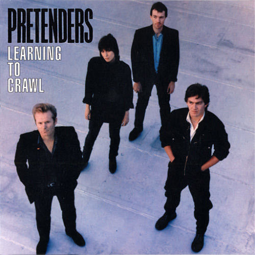 The Pretenders Learning To Crawl - cassette