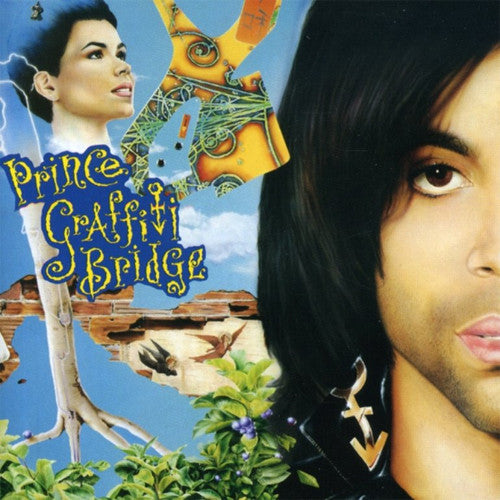 Prince Graffiti Bridge - cassette
