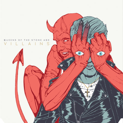 Queens of The Stone Age Villains - vinyl LP