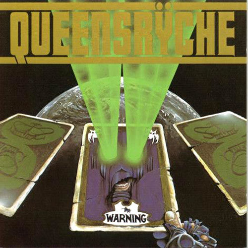Queensryche The Warning - vinyl LP