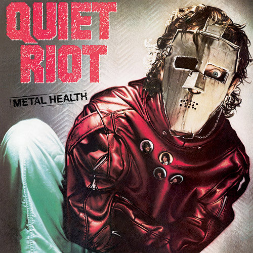 Quiet Riot Metal Health - vinyl LP