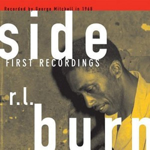 RL Burnside First Recordings - vinyl LP