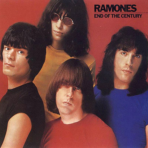 Ramones End Of The Century - vinyl LP