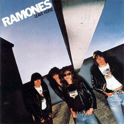 Ramones Leave Home - vinyl LP